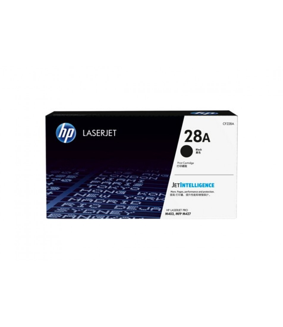 HP 28A LaserJet Toner Cartridge