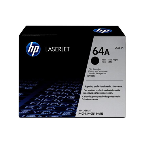 HP 64A LaserJet Toner Cartridge