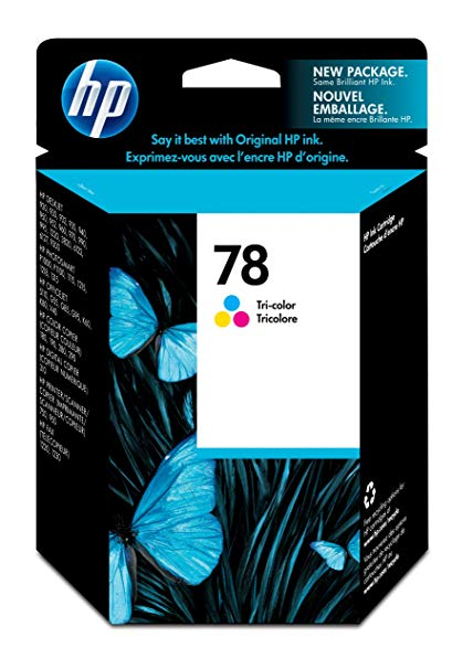 HP 78 Color Ink Cartridge