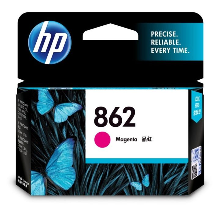 HP 862 Magenta Ink Cartridge