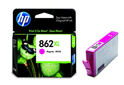 HP 862XL Magenta Ink Cartridge