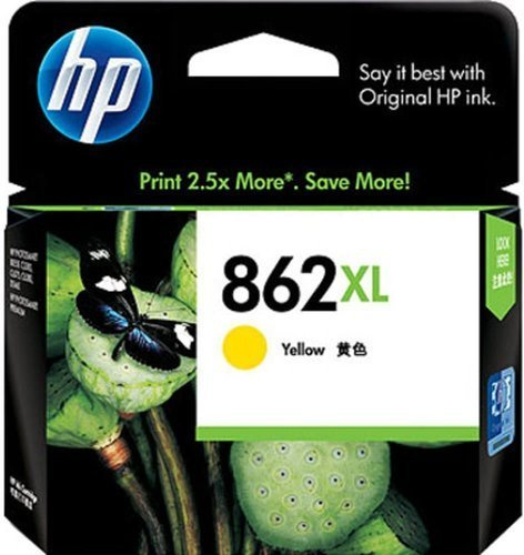 HP 862XL Yellow Ink Cartridge