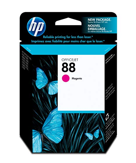 HP 88 Large Magenta Ink cartridge