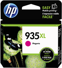 HP 934XL Magenta Ink Cartridge