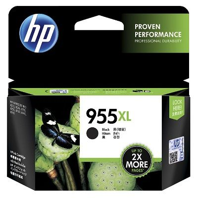 HP 955XL  Black Ink Cartridge
