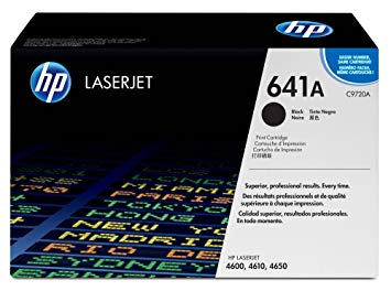 HP 9720A (641A) Black Toner Cartridge