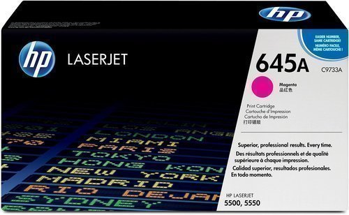 HP 9733A (645A) Magenta Toner Cratridge