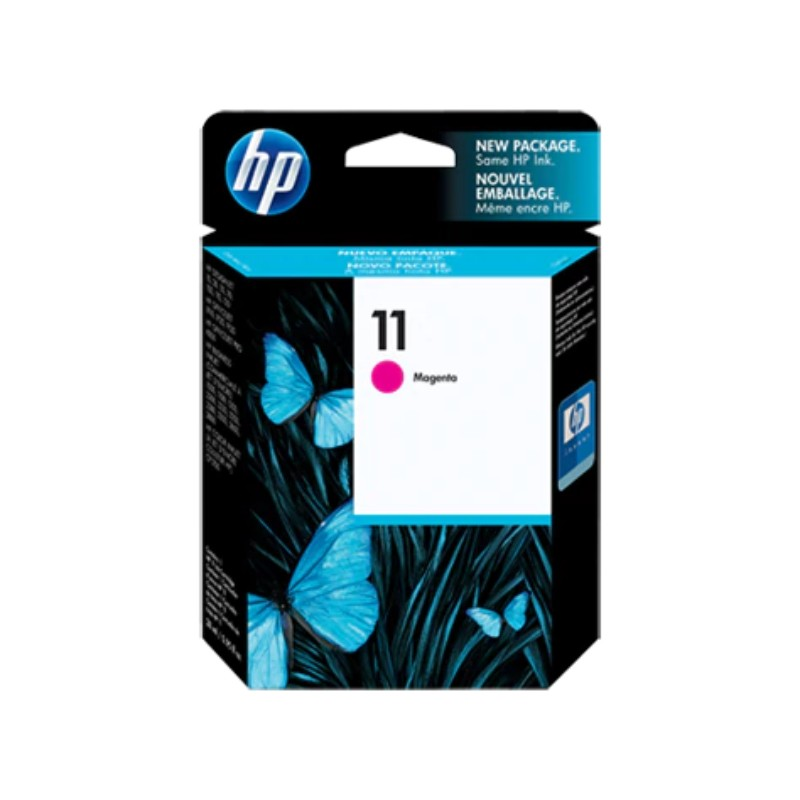HP No 11 Magenta Ink Cartridge